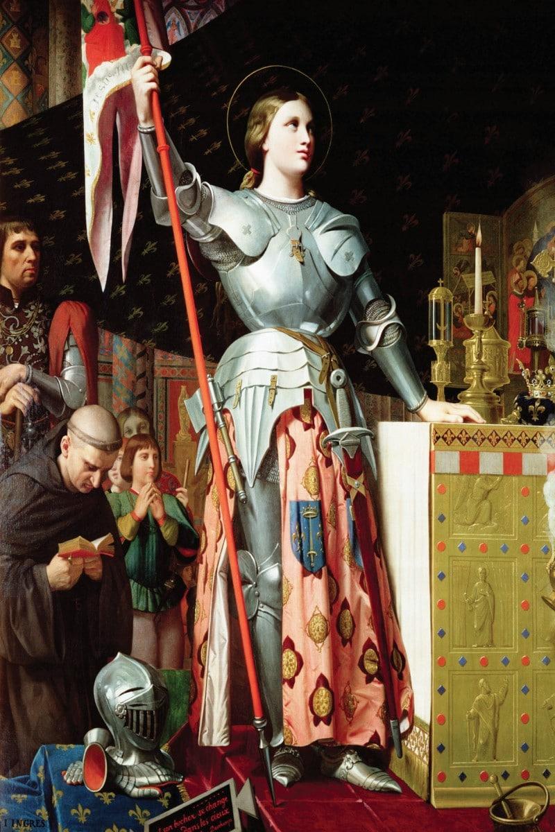 Juana de Arco fue quemada viva el 30 de mayo de 1431. Tenía 19 años. Foto: Wikipedia