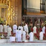 Arzobispo Aguiar: Las madres, las primeras evangelizadoras de la niñez