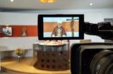 Monseñor Daniel Rivera tocó corazones, incluso a través de la pantalla