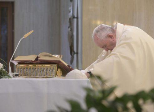 Papa Francisco: Las enfermeras son un ejemplo de heroísmo