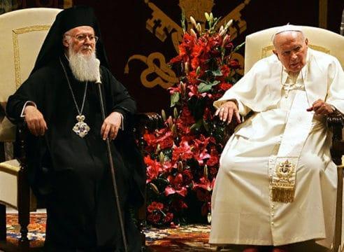 La encíclica de san Juan Pablo II sobre ecumenismo cumple 25 años