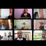 Rosario por los enfermos, un encuentro de oración en la Arquidiócesis