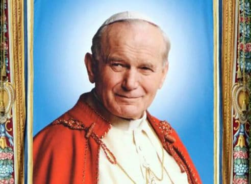 Oración de san Juan Pablo II por las familias