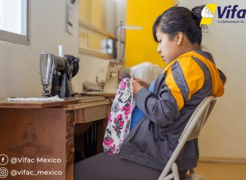 Vifac, protección y cobijo para madres vulnerables