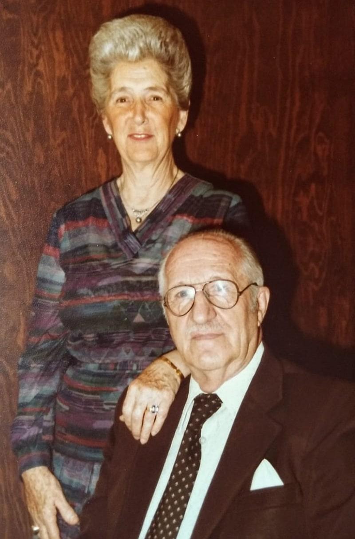 Władysław y Ana María Rattinger. Foto: Andrzej Rattinger