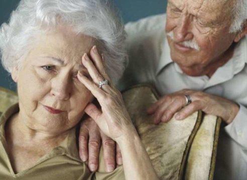 Un abrazo para nuestros adultos mayores