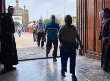 La Basílica de Zapopan abre sus puertas después de tres meses cerrada