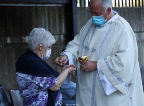 Así serán las Misas mientras dure la pandemia