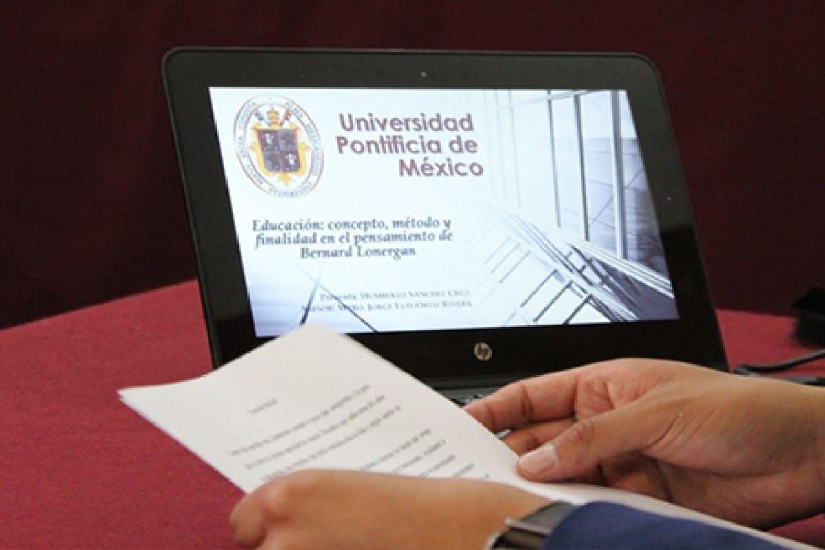 Los cursos de verano de la Universidad Pontificia se transmitirán por una plataforma virtual. Foto: iglesiatijuana.org