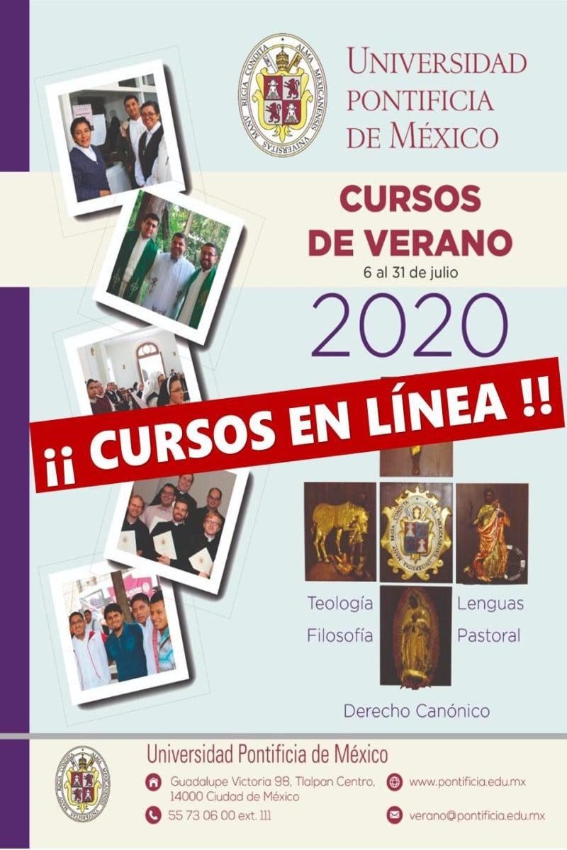 Oferta educativa en cursos de verano de la Universidad Pontificia. Foto: Cortesía UPM