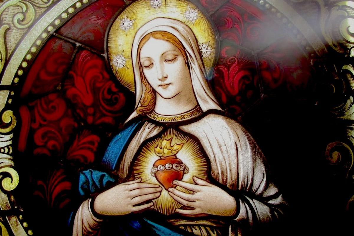 Oración para iniciar el mes y consagrarse al Inmaculado Corazón de María. Foto Especial