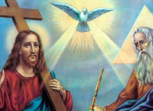 Oración a la Divina Providencia para iniciar el mes