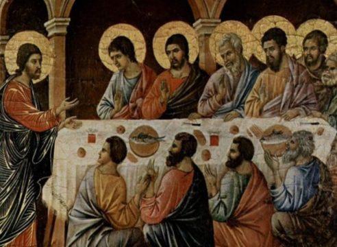 Los tres momentos del envío de los apóstoles