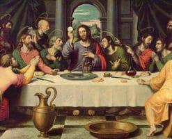 Jesús y el cántico del amor de San Pablo