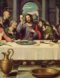 La Eucaristía, ¿con qué otros pactos hechos por Dios comparte su origen?