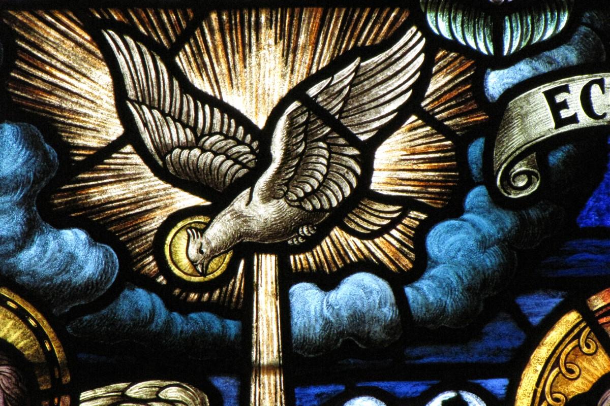 Representación del Espíritu Santo. Foto: Cathopic.