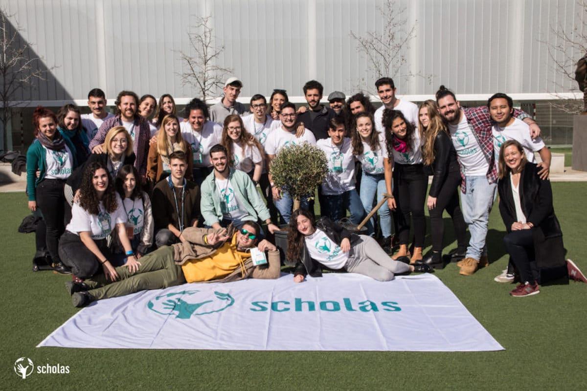 Fundación Scholas Occurrentes.