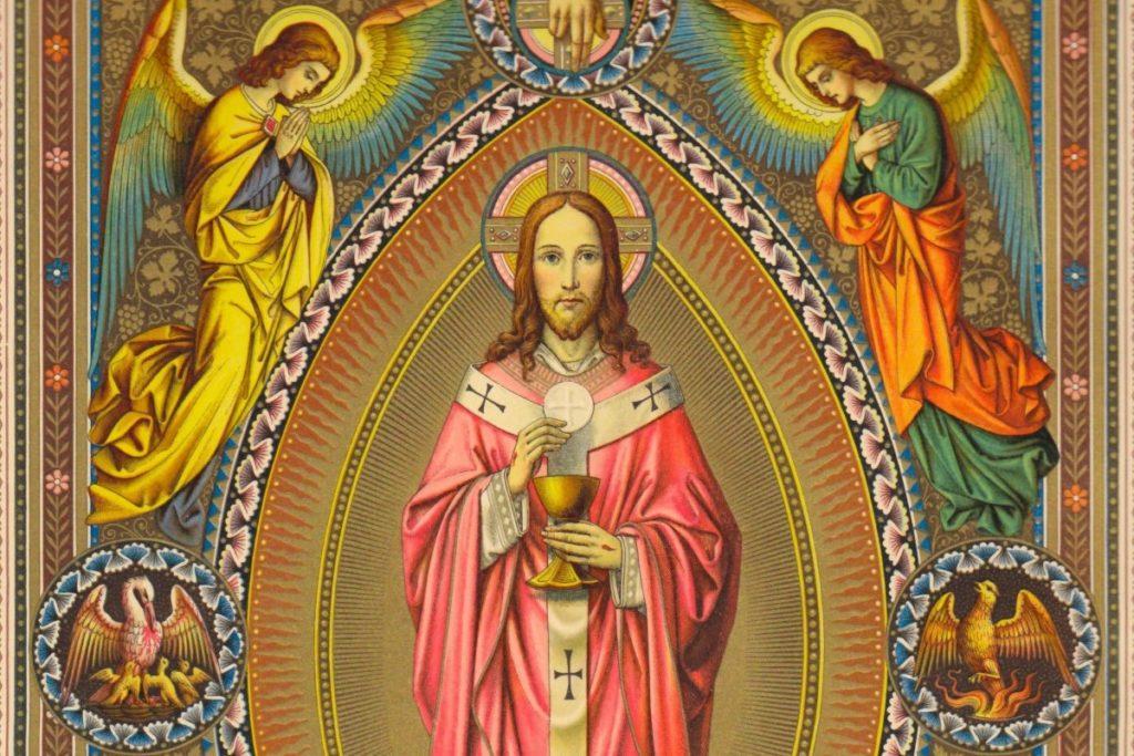 Jesús fue elegido por Dios para ser el único y sumo sacerdote. Foto Especial