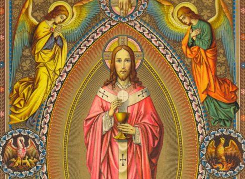¿Qué celebramos en la fiesta de Jesucristo Sumo y Eterno Sacerdote?