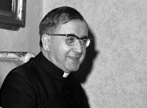 ¿Quién fue San Josemaría Escrivá de Balaguer, fundador del Opus Dei?