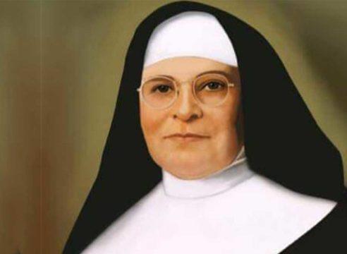 50 años de la venerable madre Humilde del Niño Jesús