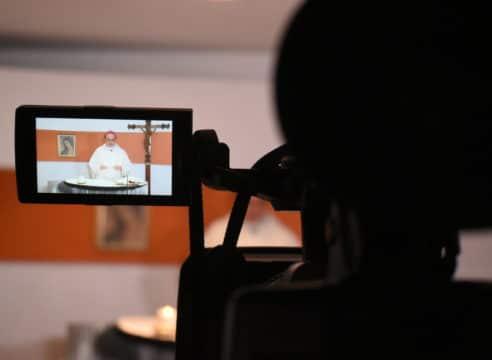 La Arquidiócesis de México cumple 100 Misas por internet