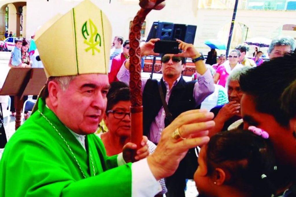 Monseñor Felipe Arizmendi se encuentra fuera de peligro; agradece a Dios y a la Virgen.