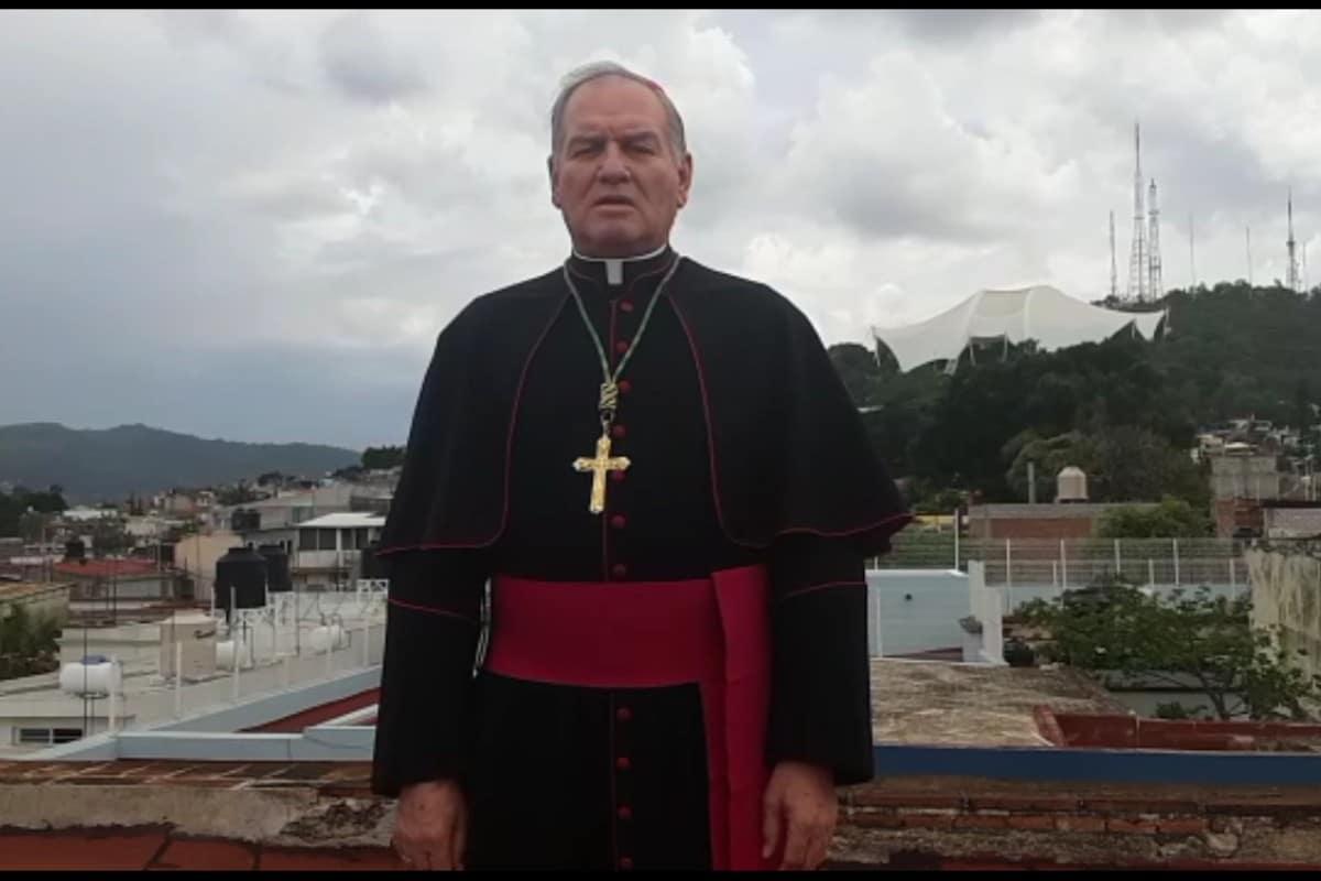 Monseñor Pedro Vázquez Villalobos.