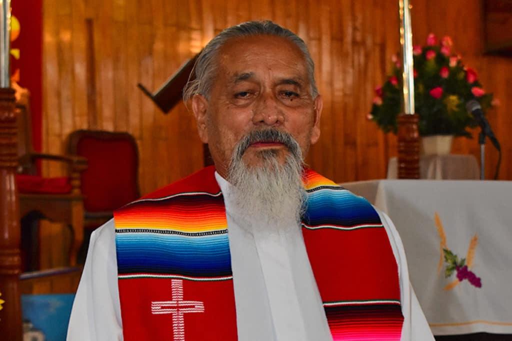El padre José Luis Téllez falleció la madrugada del 1 de junio, informó el Obispo de Iztapalapa.