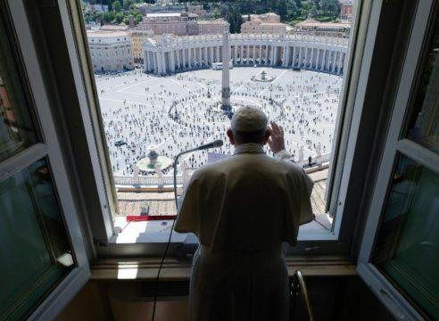 Papa Francisco: Mi cercanía con países en la fase aguda de COVID-19
