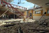 El derrumbe del techo de una iglesia en Zapopan deja varios lesionados