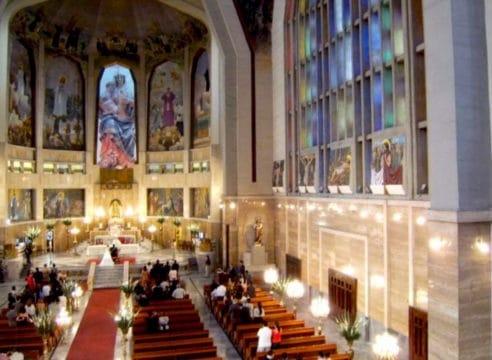 100 años de la Parroquia del Purísimo Corazón de María