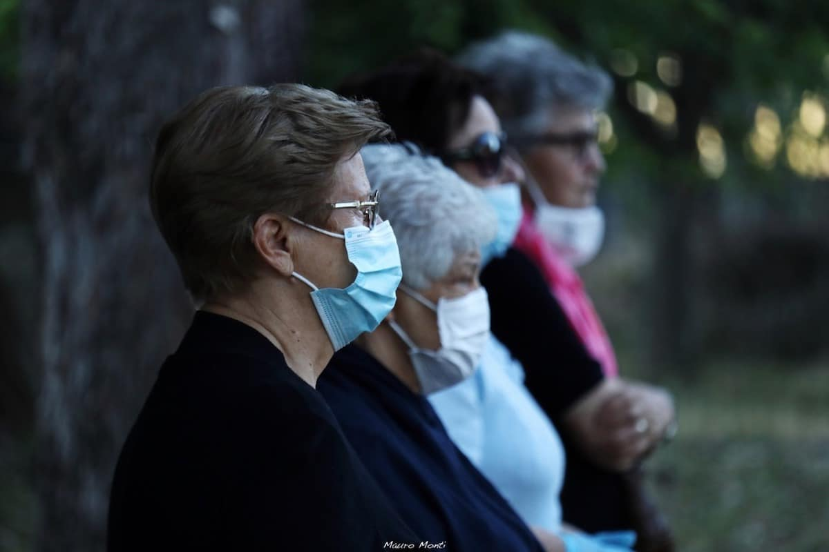 ¿Cómo será la vida cuando termine la pandemia de COVID-19? Foto: Mauro Monti/Diócesis de Roma