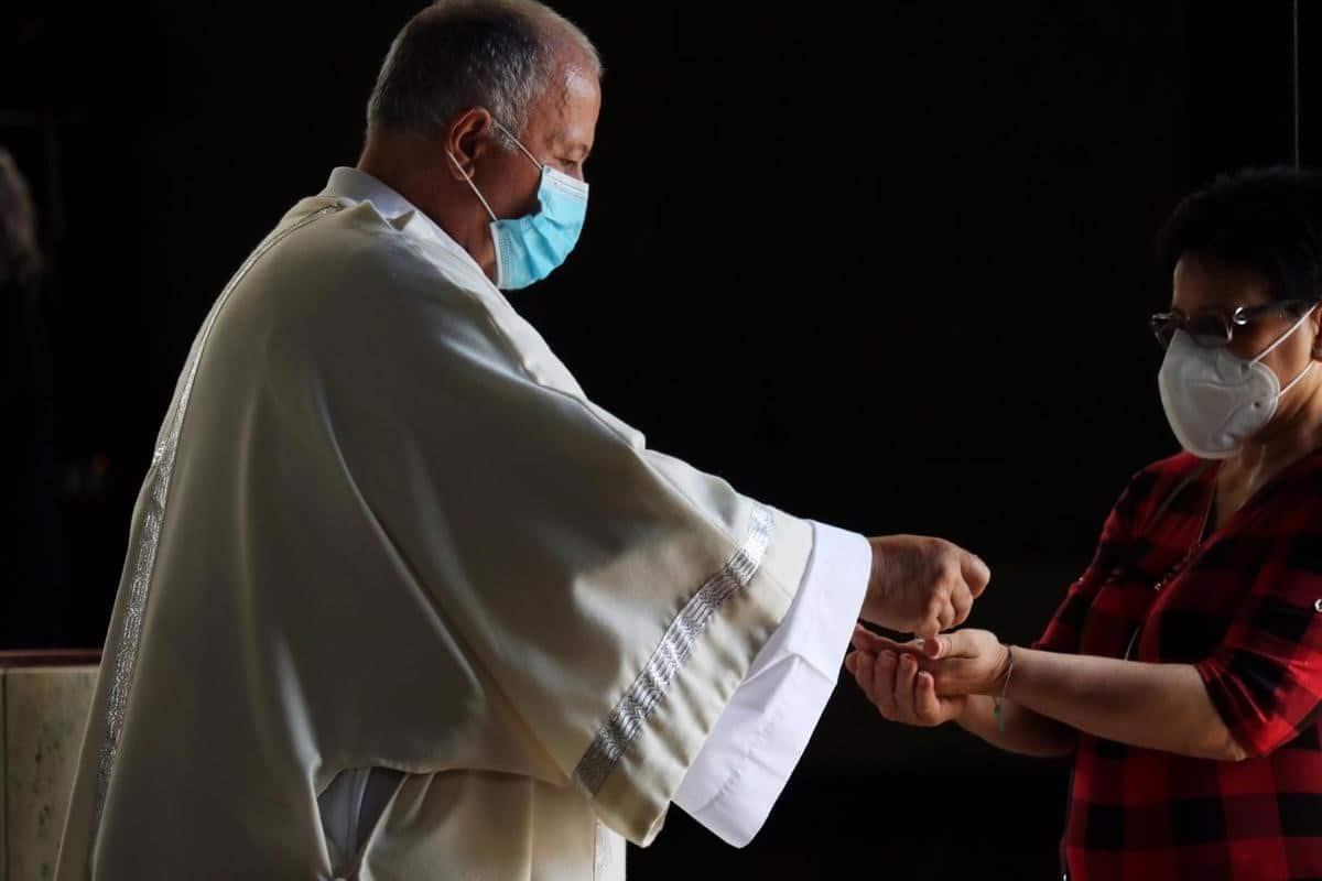 La reapertura de las iglesias de la Arquidiócesis se pospone. Foto: Diócesis de Roma