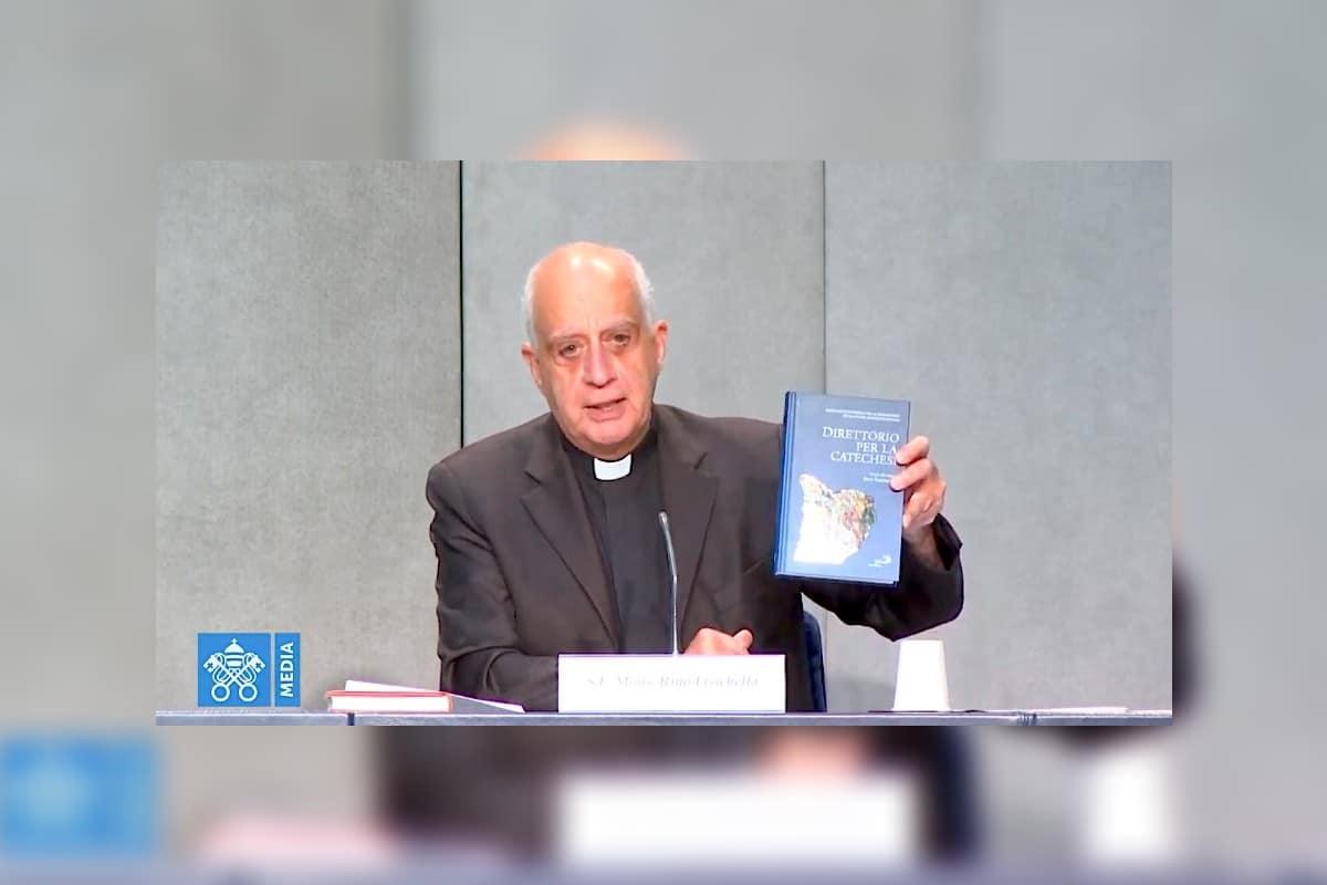 Presentación del Nuevo Directorio del Catecismo.