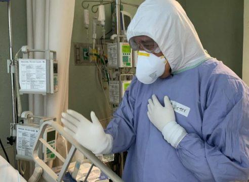 ¿Cómo se da la Unción de Enfermos en tiempos de COVID-19?