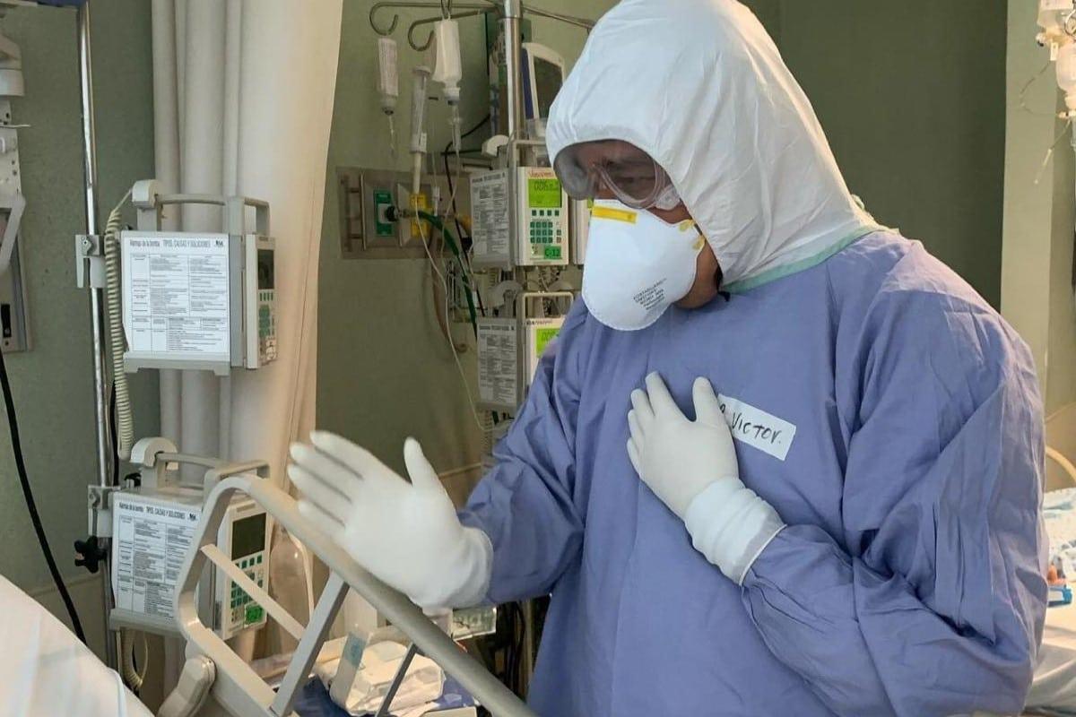 Sacerdotes en hospitales