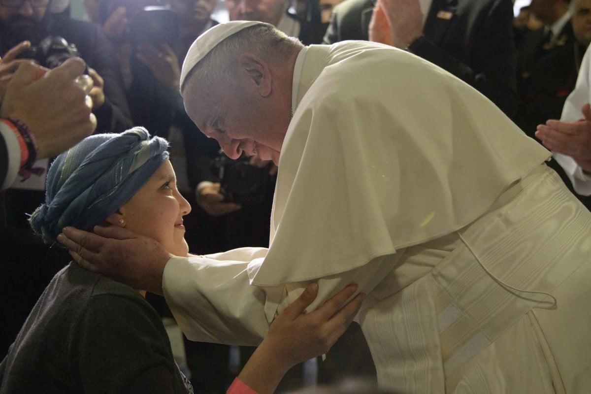 Los Salmos son plegarias a Dios. Algunos pueden aplicarse para los enfermos. Foto: Vatican Media