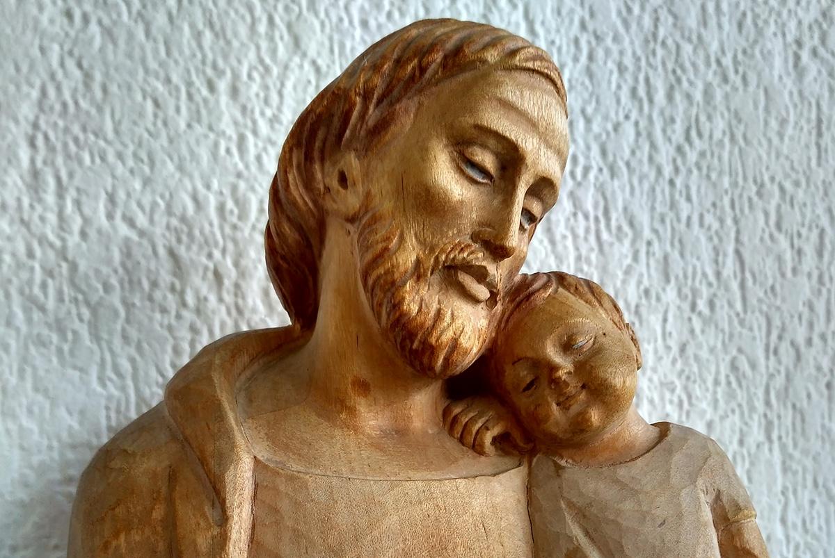 San José es un ejemplo de vida para los padres. Foto: Cathopic.