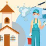 Recomendaciones para una buena sanitización de los templos