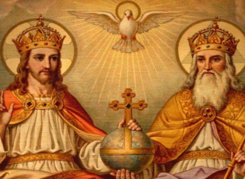 Comentario al Evangelio de la solemnidad de la Santísima Trinidad