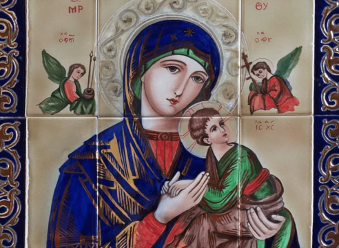 Conoce la historia de la Virgen del Perpetuo Socorro