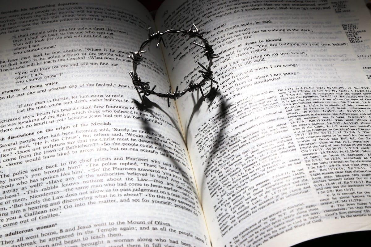 Septiembre, mes de la Biblia. Foto: Dimitri Conejo/Cathopic