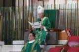 Arzobispo Aguiar: Que María nos ayude a enfrentar la crisis con esperanza