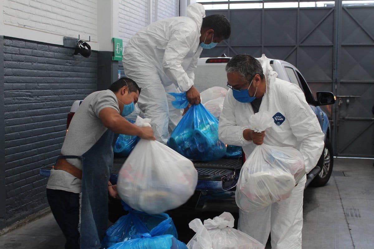 Alimento Para Todos I.A.P ha entregado 230 toneladas de alimentos en pandemia.