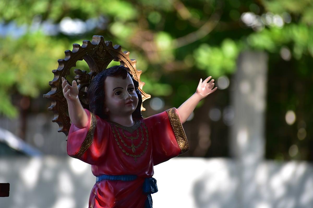 Divino Niño Jesús. Foto: Cathopic.