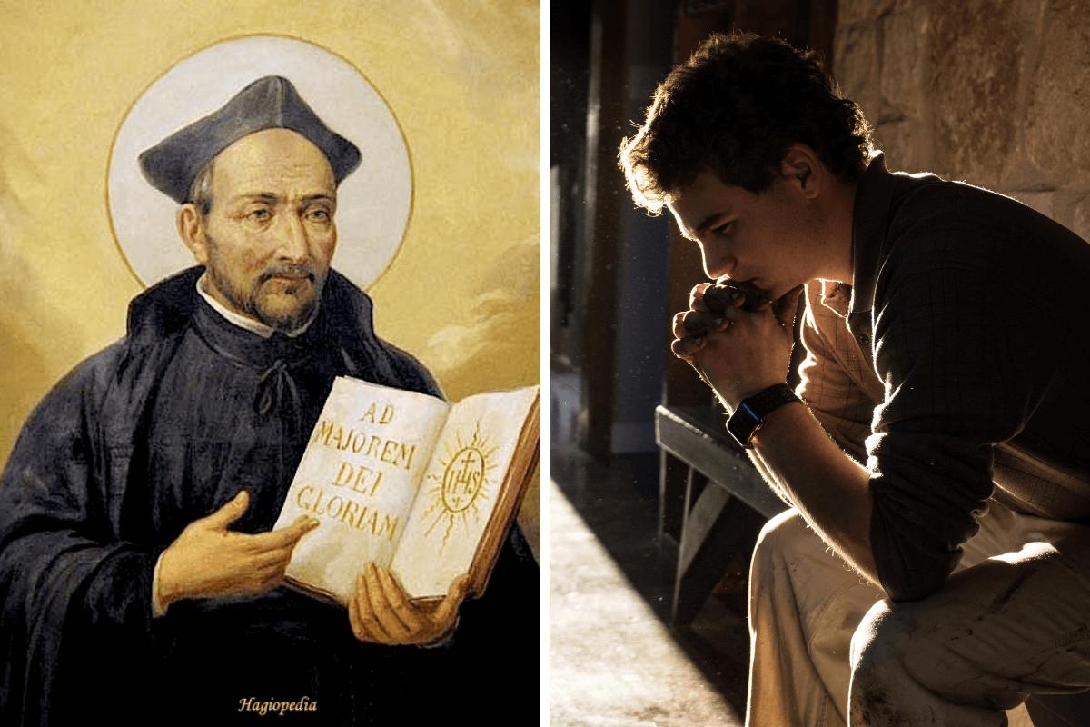 Los Ejercicios Espirituales de San Ignacio de Loyola son una fuente espiritual que orientan a un encuentro personal con Dios.