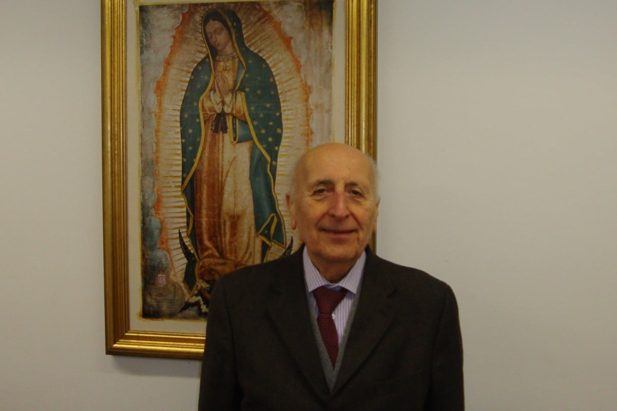 Emanuele Ferrario. Foto: www.radiomaria.org.ar