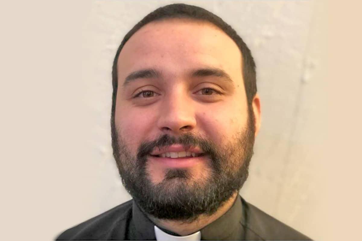 Giovanni Gangi es originario de Sicilia, Italia, encontró su vocación sacerdotal en tiempos difíciles. Foto: APM