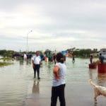 Obispo de Matamoros llama a la solidaridad con afectados por 'Hanna'